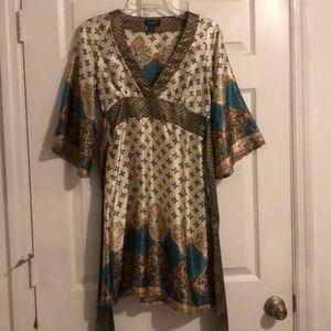 Dresses & Skirts - Satin dress